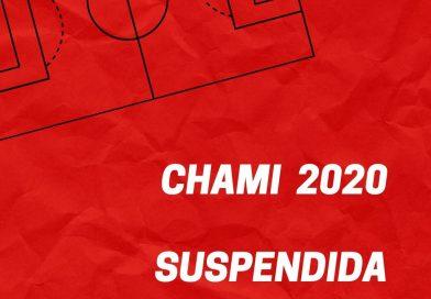 CHAMI suspendida en el 2020 por COVID19